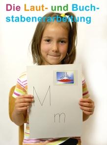 Buchstabenerarbeitung, Lernhilfe, Lerntraining bei derBuchstabenerarbeitung